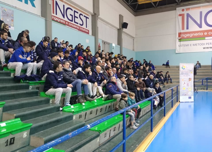 "Multiplier Sport Event of the European Project ""EIE – EASYBASKET IN EUROPE"" in Matera"