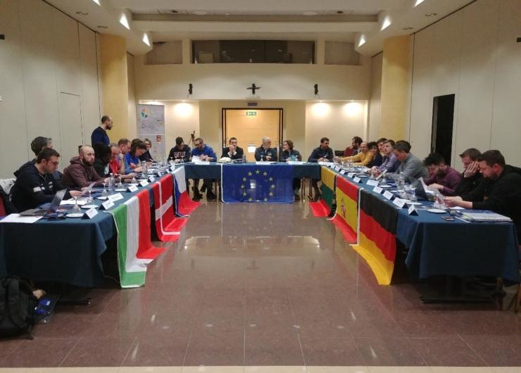 Official presentation of the project and Kickoff Meeting
