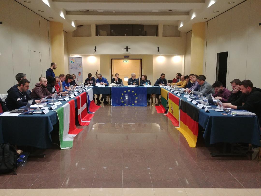 Presentazione ufficiale del progetto EIE e Kickoff Meeting