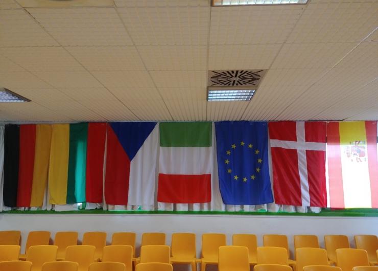 "Erasmus + project ""Easybasket In Europe – EIE"" Hagen meeting is on the way!"