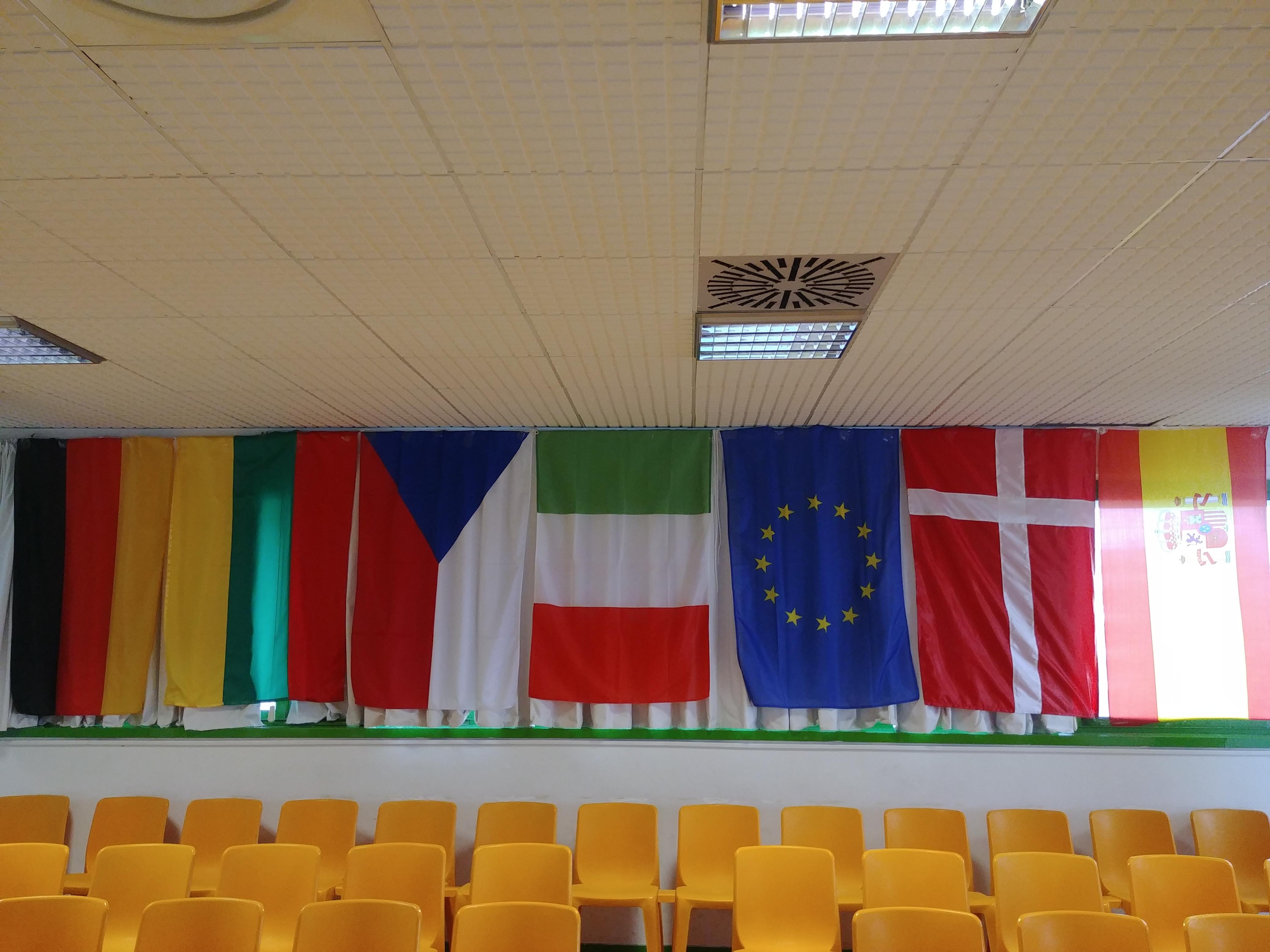 """Il progetto Erasmus + """"Easybasket In Europe – EIE"""" continua il suo percorso"""