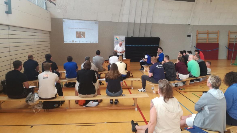 Hagen (Germany) – Easybasket in Europe 2nd Transnational meeting!