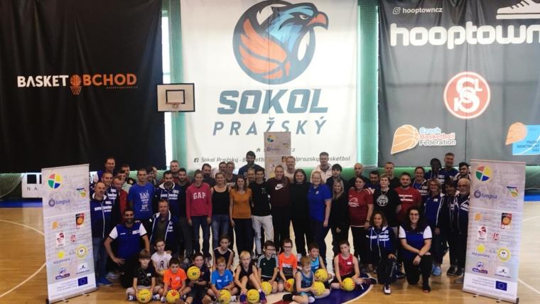 Si è concluso a Praga il terzo Transnational Meeting del progetto Easybasket In Europe