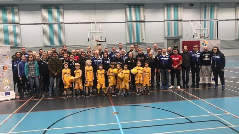 Successo per il 4° meeting internazionale del progetto Easybasket in Europe