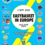 Easybasket FINAL SPORT EVENT – 5 September 2020 (Matera, Italy)