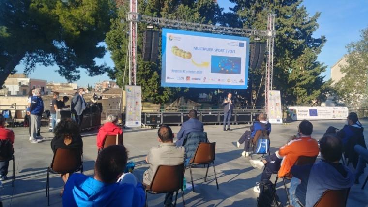 A Matera la chiusura del progetto EIE – Easybasket In Europe